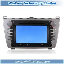 Special For Mazda 6 Car DVD Player With GPS Radio Bluetooth