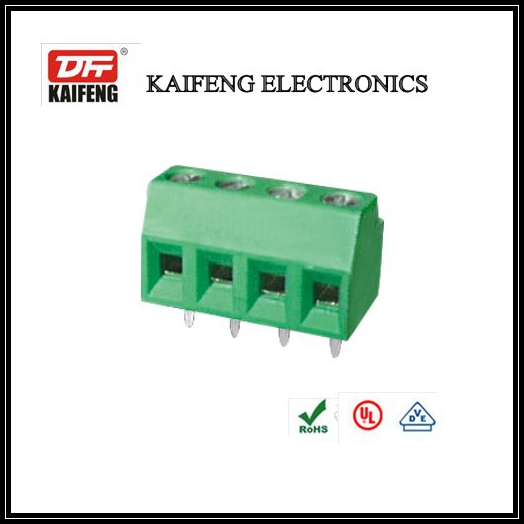 Factory direct sale Euro terminal blocks, KF124D connectors,