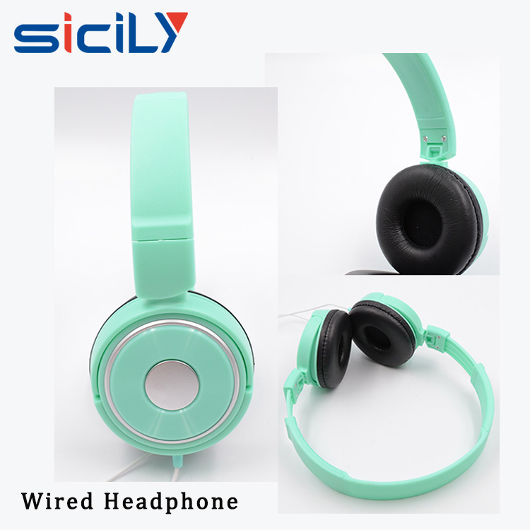 High quality Good sounds cheap earphones and headphone for promotional