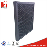 Pre-Filtered Honeycomb Odor Removal Air Filter Activated Carbon