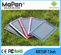 MaPan MX710F high quality for kids school OEM best tablet pc price china 1 inch android pc tablet