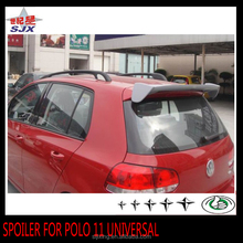 ABS CAR REAR ROOF SPOILER FOR VW POLO 2011 UNIVERSIAL SPOILER