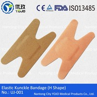 China Supplier Custom Medical Elastic Different Shape Band Aids