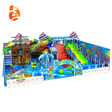 Wenzhou toys system equipment kids play preschool indoor playground for birthday party