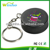 Squeezies Stress Relievers - Hockey Puck Keyring