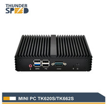 Ultra Small Desktop Fanless Cheap Micro PC