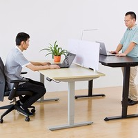 Simple Design Best Selling Adjustable Office Furniture Manager Table Price