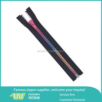 Fancy Zipper Wholesale Colorful Nylon Zipper