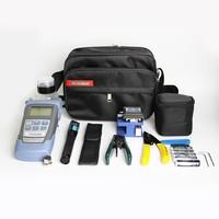 Fiber Optic FTTH Tool Kit with Fiber Cleaver /Optical Power Meter