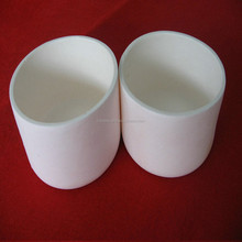 High quality fused Silica smelting gold basin Crucible for melting