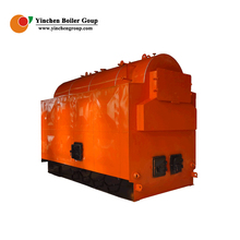 2018 Quality Assurance Coal Burning 6 Ton 8 Ton 10 Ton Three-return Water And Fire Tube Steam Boilers For Laundry And Dryer