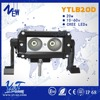 New design tuning light 20w black factory price tractor led light bar
