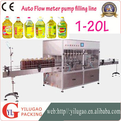 Automatic sunflow oil,palm oil,vegetable cooking oil filling machine