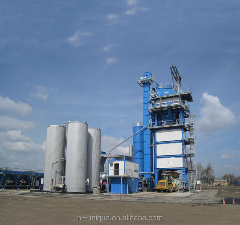 Large productivity Asphalt emulsion mixing plant from China