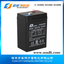 6v4ah sealed lead acid battery power security ups battery