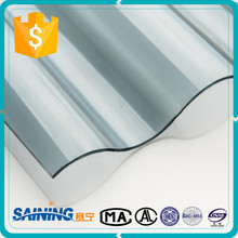 UV Protection Roof Polycarbonate Corrugated Sheet