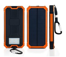 Dropshipping Portable Power Bank Solar Usb Charger For Mobile Phone Power Bank Circuit Board