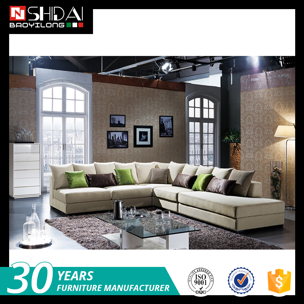 Alibaba suppliers wholesale high quality modern popular living room sofa set