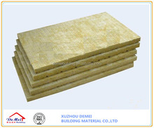 fireproof and soundproof rock wool fiberboard insulation