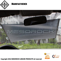 Factory Price Car Interior Protection Rolling Windshield Front Rear Window Sunshade