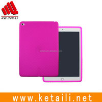 For iPad mini 4 soft silicone tablet protective case cover supplier
