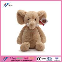 Cute lovely baby elephant china toy story plush