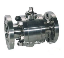 BS5351 Forged Steel Trunnion Ball Valve 3PC
