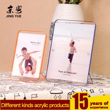 double side acrylic photo picture frame