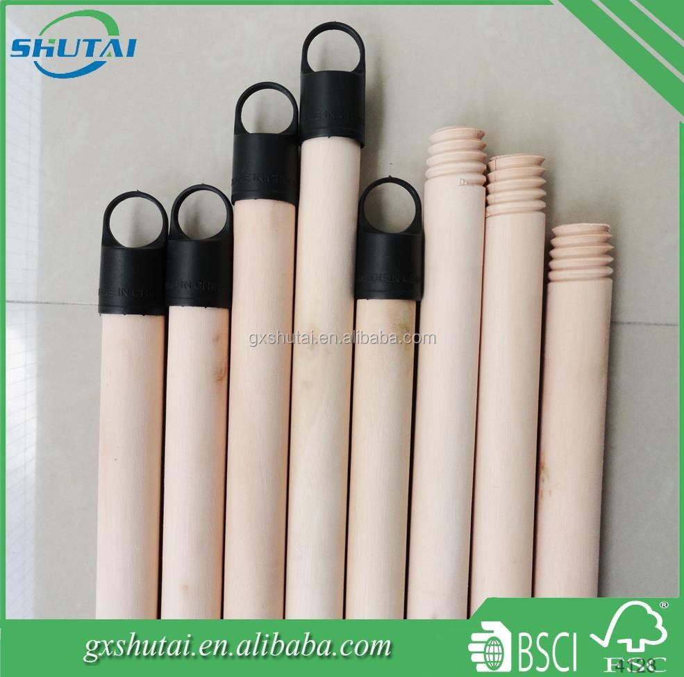 120x2.2cm natural wood broom sticks hot sale