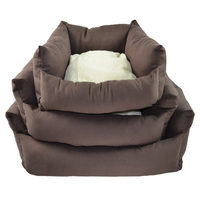 High Quality Comfortable Foldable Dog House Pet Bed Luxury Dog Bed