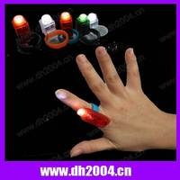 Wholesale Party Supplies Novelty item ring finger led light