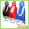 Shopping trolley cart ladies travel bags 2016 promotion