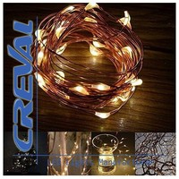 Wedding centerpieces long lasting battery led string lights for party decoration