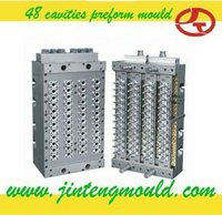 pet plastic preform mould 2012 new design 32-cavities pet preform mould
