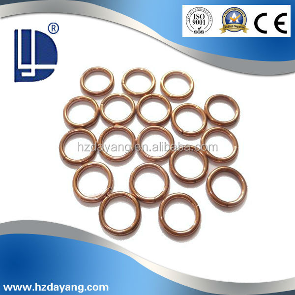 Bcup-6 brass welding wire 2% silver rod/Phos Copper Brazing Alloys Bcup-6