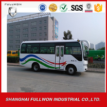new colour diesel good price 20 seats bus in Malaysia with air conditionner