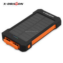 Trending Solar Power Bank 10000mAh External Battery Support Online Mini Wholesale