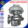 GT2052 727264-5001S turbo for P E R K I N S