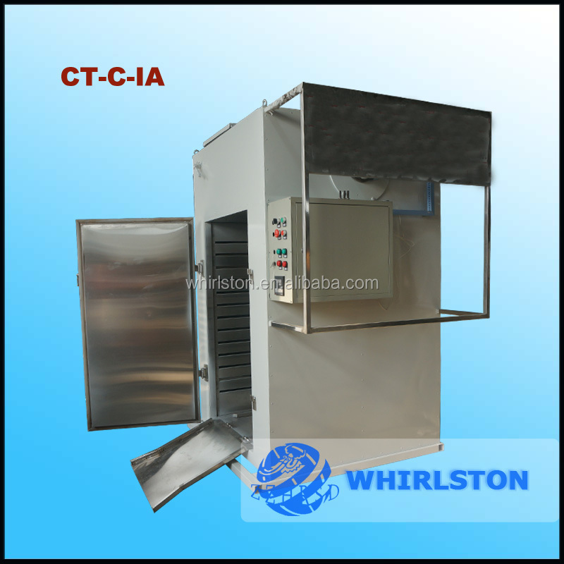 Stainless Steel Fruit And Vegetable Drying Machine, Hot Air Circulation Fruit Dryer