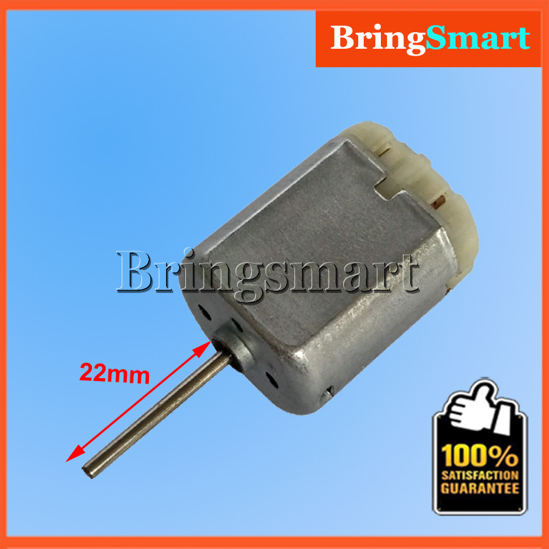 Car Rearview Mirror Motor Mini Electric Motor Car Door Lock Motor FC280SC-20150