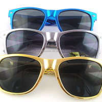Custom Metallic Sunglasses Promotion Sunglasses Custom