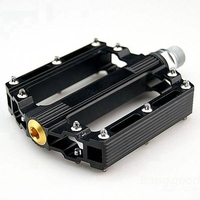 High pedaling efficiency bicycle pedal with bearing / strong waterproof bike pedals bmx