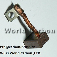 Best-selling starting carbon brush