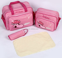Large Capacity Portable Changing Nursing Diaper Shoulder Bag Promotional