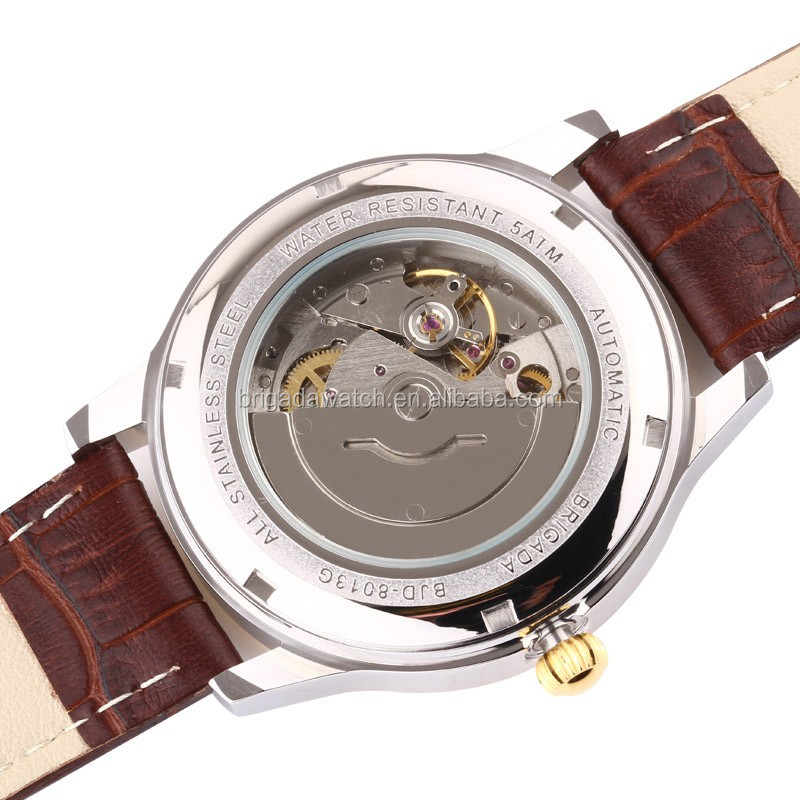 Bussiness men automatic wrist watch