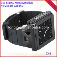 High Quality Android Latest Wrist Watch Mobile Phone