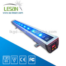 best price dmx rgb led wall washer ip65 with CREE/EDISON/Epistar chip