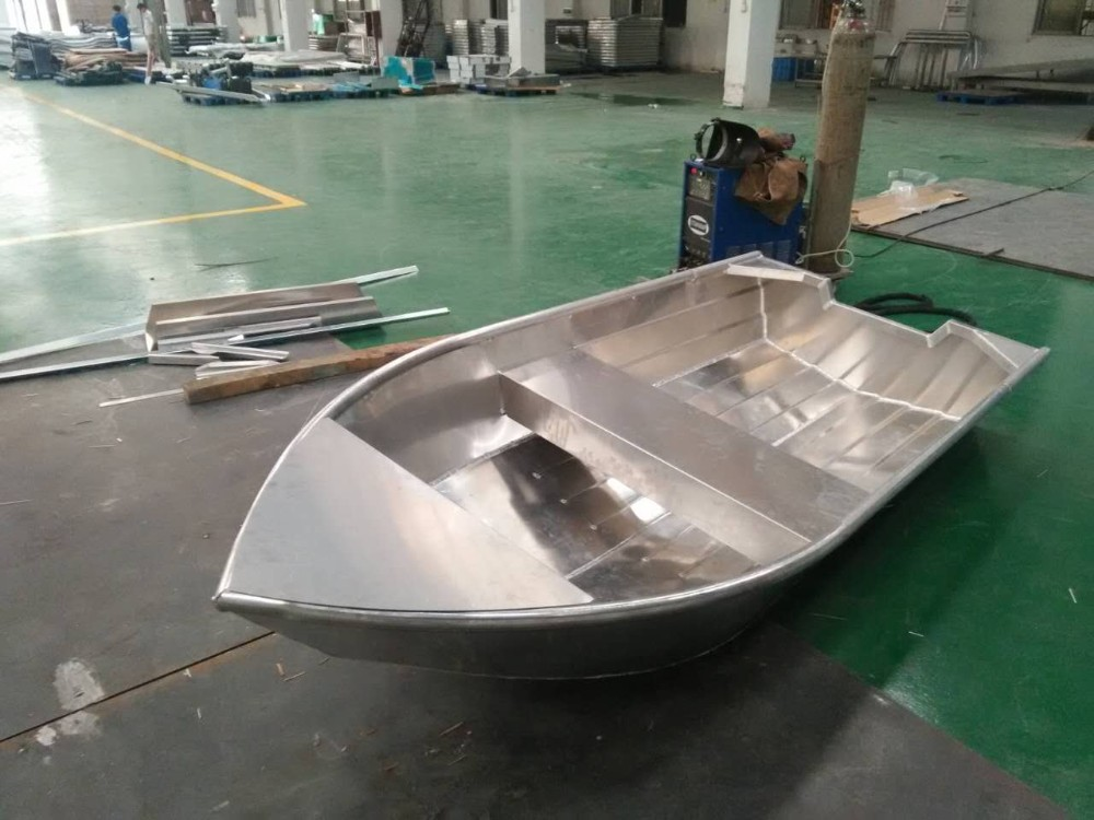Aluminum Boat Benches : Aluminum fishing boat with bench seats buy