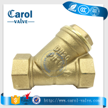 Cheap Prices Die Casting High Pressure Brass Y Strainer