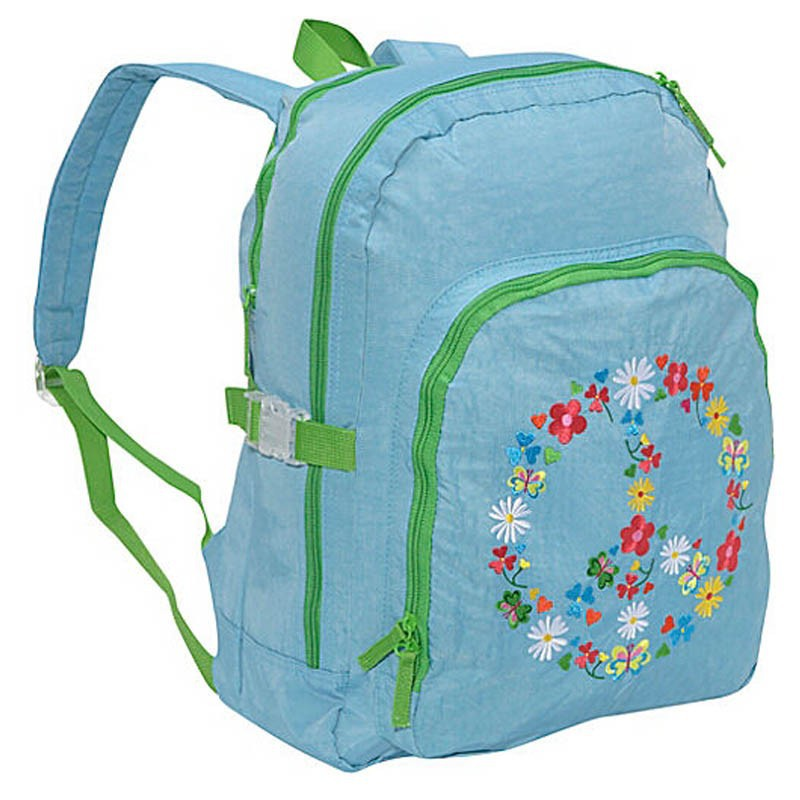 First grade primary school student 600D school bag